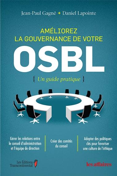Composition du conseil d'administration d'OSBL et recrutement d'administrateurs | Une primeur